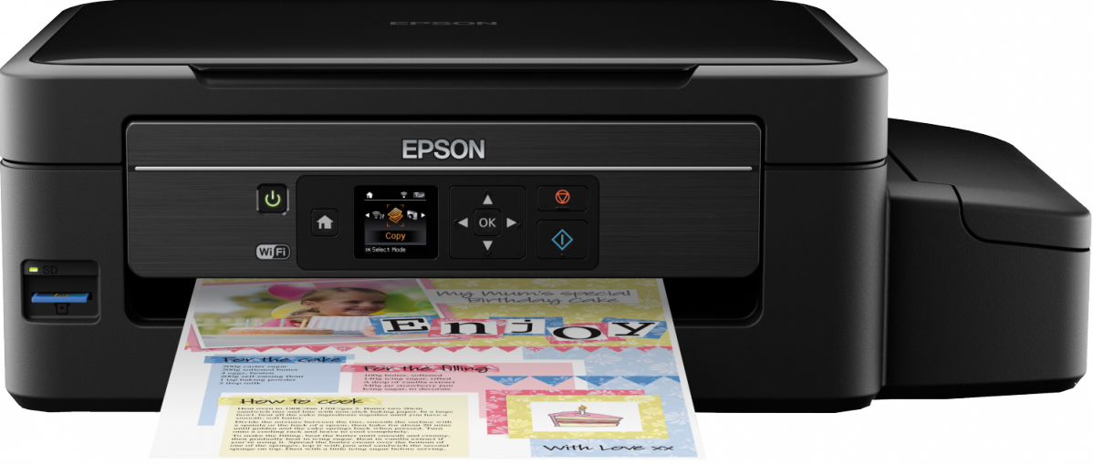 Epson ET 2550